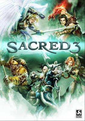 Sacred 3 til PlayStation 3