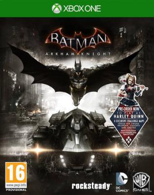 Batman: Arkham Knight til Xbox One