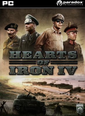 Hearts Of Iron IV til PC