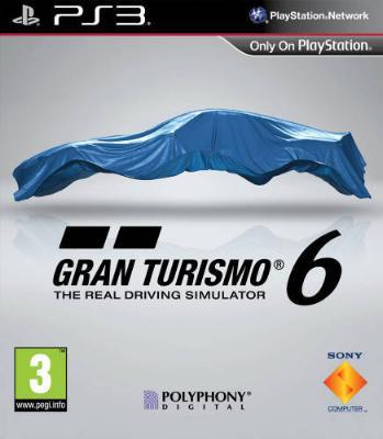 Gran Turismo 6 til PlayStation 3