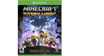 Test: Minecraft: Story Mode