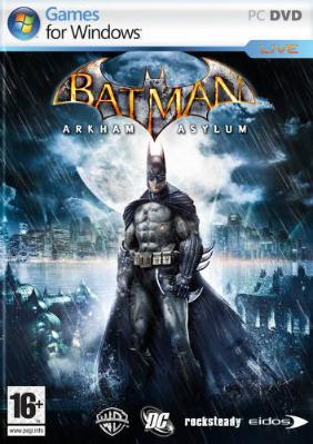 Batman: Arkham Asylum til PC