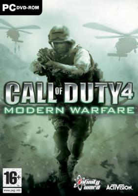 Call of Duty 4: Modern Warfare til PC
