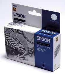 Epson T0347 Lys Svart