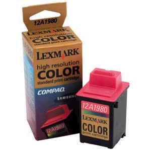 Lexmark 80 Farge til 3200/5700/7000/7200/Z5