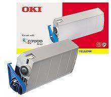 Oki Oki C7200/C7400 Gul