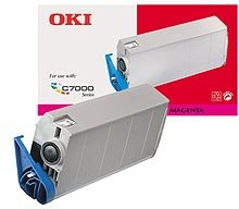Oki C7200/C7400 Magenta