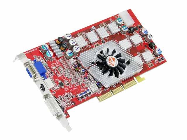 PowerColor Radeon 9800 PRO 256 MB