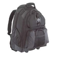 Targus Rolling Notebook Backpack