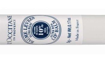 Test: L'Occitane Lip Balm