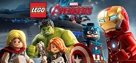 LEGO Marvel's Avengers til Playstation Vita
