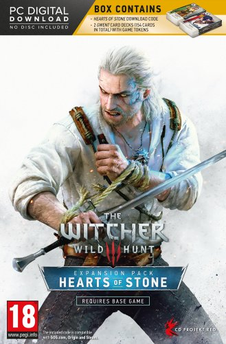 The Witcher 3: Wild Hunt - Hearts of Stone til PC