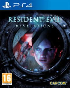Resident Evil: Revelations til Playstation 4