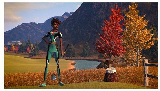 Powerstar Golf til Xbox One