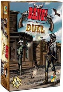 Bang! The Duel Kortspill