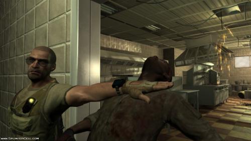 Tom Clancy's Splinter Cell: Double Agent til PC