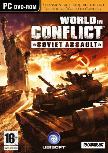 World in Conflict: Soviet Assault til PC