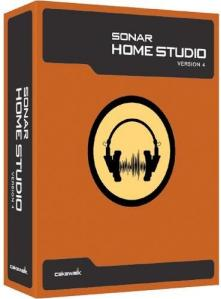 Cakewalk Sonar Home Studio 4.0