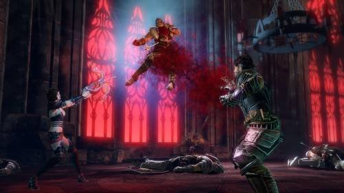 Blood Knights til PC