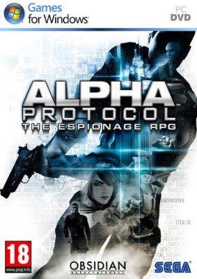 Alpha Protocol til PC