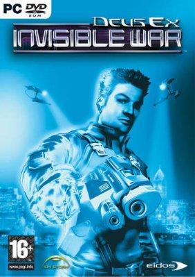Deus Ex: Invisible War til PC