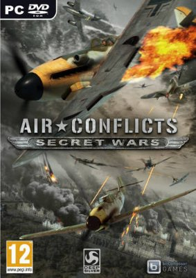 Air Conflicts: Secret Wars til PC