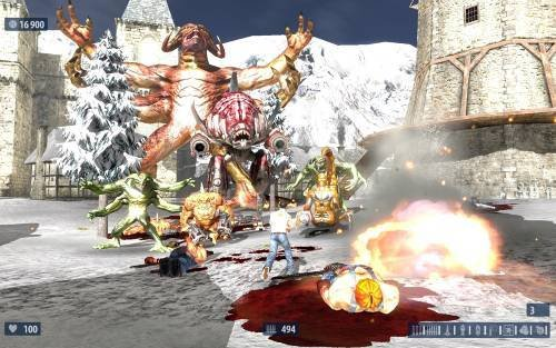Serious Sam HD: The Second Encounter til PC