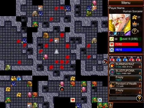 Desktop Dungeons til PC