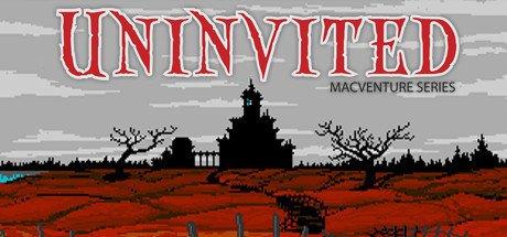 Uninvited: MacVenture Series til PC