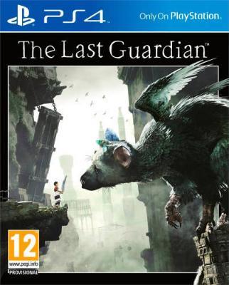 The Last Guardian til Playstation 4