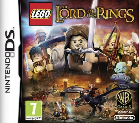LEGO The Lord of The Rings til DS