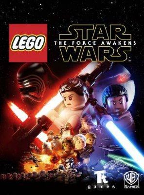 LEGO Star Wars: The Force Awakens til 3DS