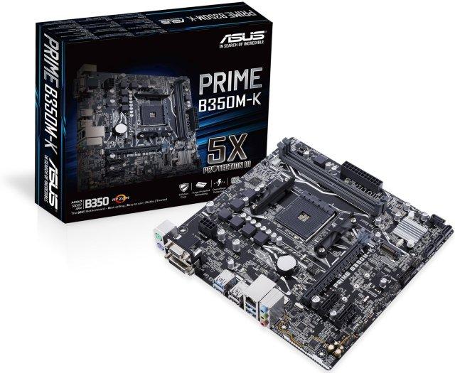 Asus Prime B350M-K