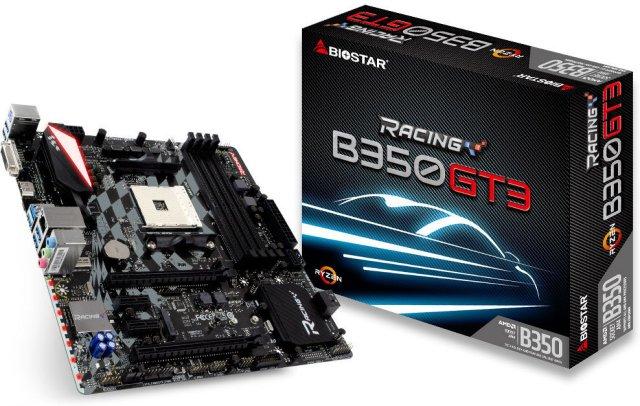 Biostar RACING B350GT3