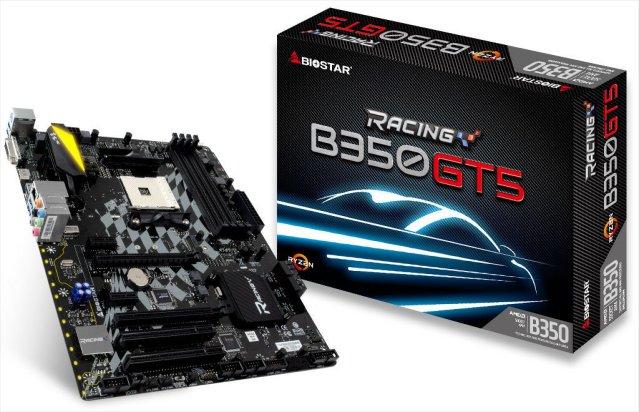 Biostar Racing B350GT5