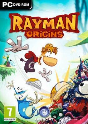 Rayman Origins til PC