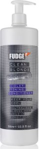 Fudge Clean Blonde Conditioner 1000ml