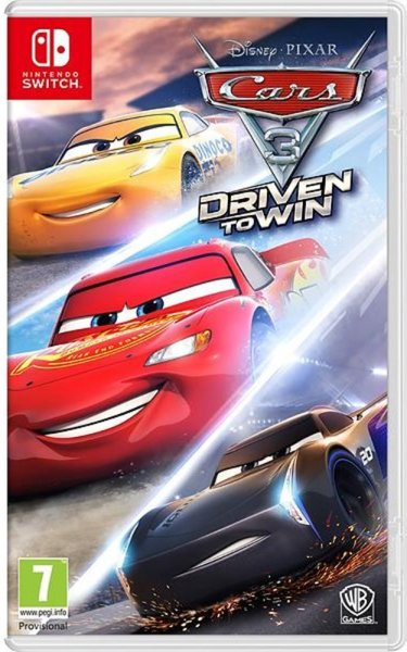 Cars 3: Driven To Win til Switch