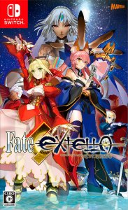 Fate Extella: The Umbral Star til Switch