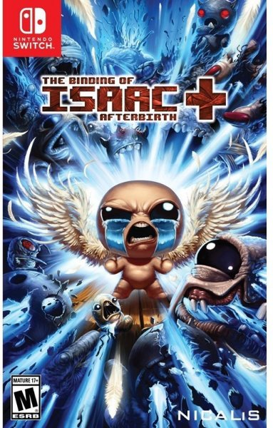 The Binding of Isaac: Afterbirth til Switch