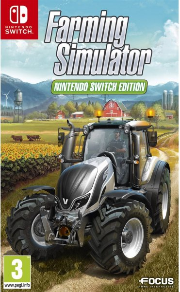 Farming Simulator 17 til Switch