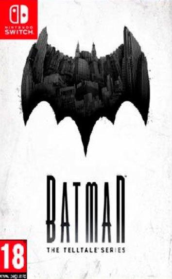 Telltale Games Batman – The Telltale Series