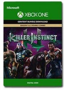 Killer Instinct Season 1 & 2 Double combo til Xbox One
