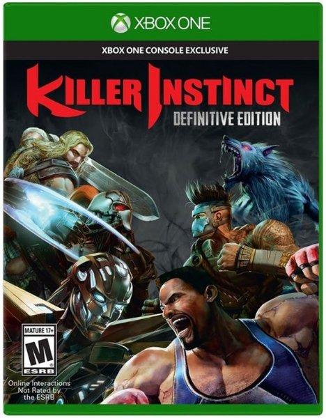 Killer Instinct Definitive Edition til Xbox One