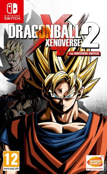 Dragonball Xenoverse 2 til Switch