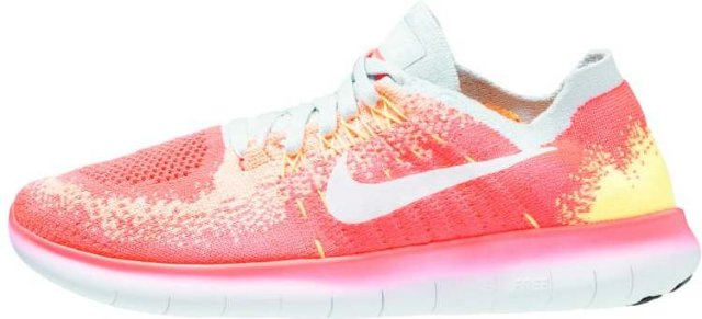 Nike Free RN Flyknit 2 (Dame)
