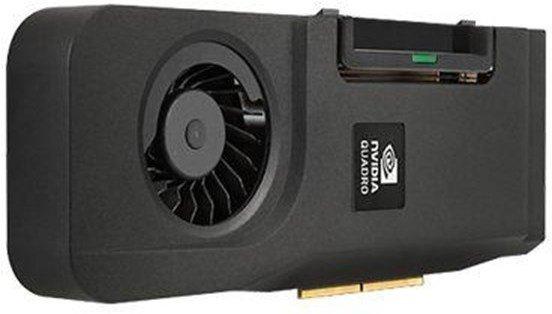HP Nvidia Quadro K3100M