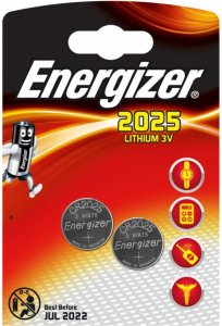 Energizer Lithium CR2025
