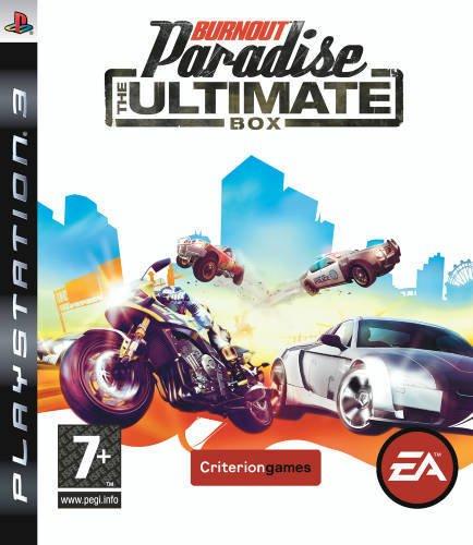 Burnout Paradise: The Ultimate Box til PlayStation 3