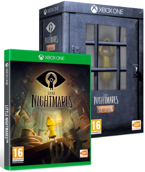 Little Nightmares Six Edition til Xbox One